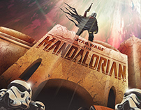 "The Poster Posse x ""The Mandalorian"" (Official)"