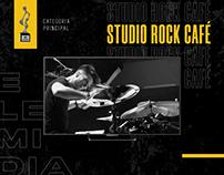 Studio Rock Café | Digital Out Of Home | Elemidia