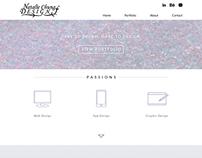 Personal Portfolio - Web Design