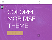 The ColorM Mobile Theme!