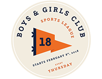 Boys & Girls Club Sports League