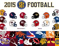 2015 SEC Football