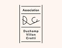 Association Duchamp villon Crotti