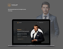 Legal assistance web design