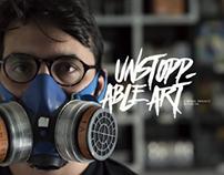 UNSTOPPABLE ART // MICROSOFT