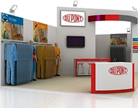 Dupont Yapı Fair Exhibition stand