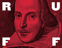 Shakespeare in the Ruff Visual Identity