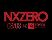 NX Zero - Espaço Americana