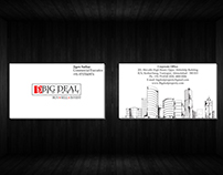Big Deal Property Visiting Card