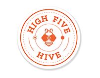 High Five Hive