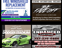 Banner Ad Samples