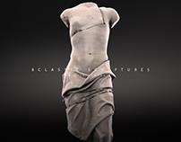 8 Classic Sculptures