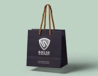 Gift Bag | Shopping Bag | Mockup