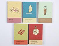 Morfeo // Illustrated book series