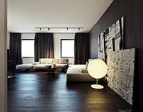 I.064 - Flat interior design