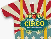 O Espetacular Circo Brasil Park Shopping