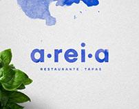areia restaurante tapas - Branding & SMM