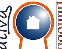 Logo & Visit Card for Property Enterprise