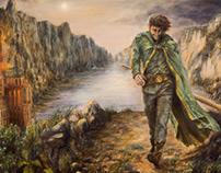 Walking wizard