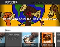 RIT Reporter Redesign
