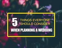 Planning a Wedding? BankBazaar is here to help