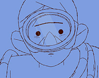 The Eel Shortfilm / Character Design