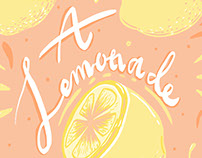 Life is Like a Lemondade
