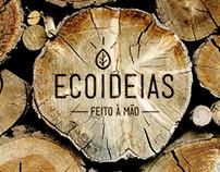 ECOIDEIAS branding
