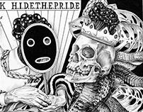 """About:blank H.I.D.E.T.H.E.P.R.I.D.E"" album cover"