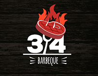 3/4 Barbeque