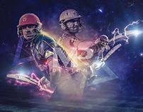 Design For Afghan Cricketer Samiullah Shinwari