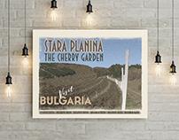 Poster visit Bulgaria