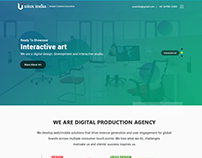 Website Design For IT Company | New Trend Design 2018