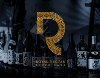 Royal Netcar Brand Design