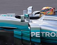 2017 British F1 GP