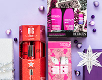 Beauty Brands: Celestial Sparkle Holiday Campaign