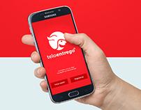 TeloEntrego App