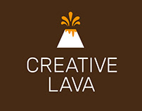 Logo design: Creative Lava