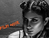 Film Noir - A Fashion Editorial for GT Magazine