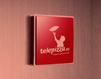 Click & Pizza. Telepizza