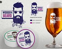 "Концепты логотипа пивоварни ""WOODEN BEARD"""