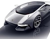 Lamborghini Muleta