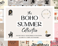 The Boho Summer Collection - 93% Off