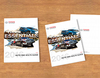 Toyota Truck Essentials - Layout & Design