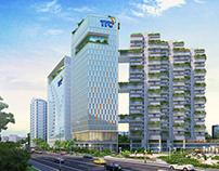TTC- 255 Hoang Van Thu (Office and Apartment)