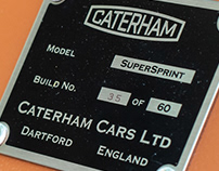 Caterham Seven SuperSprint - Caterham Cars Portugal
