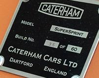 Caterham Seven SuperSprint - Caterham Cars Portugal