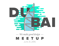 We make good design Dubaï Meetup