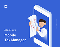 Tax Specialist in My Hands | mobiletax