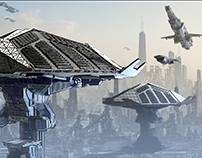 Shield City Sector A-1764